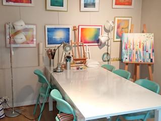 L'atelier d'art-thérapie Bulle de couleurs vous invite !