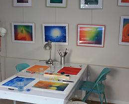 Virginie Maronne atelier d'art-thérapie à Bougival