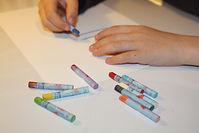 L'art-thérapie pour les enfants par le dessin, le pastel. Enfants hyperactifs, agités, enfans anxieux, enfants angoissés, enfants déprimés
