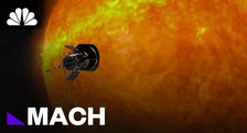 Touching The Sun: NASA Solar Probe To Go Where No Spacecraft Has Gone Before | Mach | NBC News