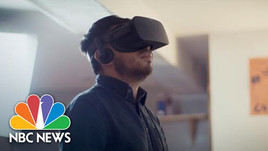 Separated By Borders, Reunited With Virtual Reality | NBC News