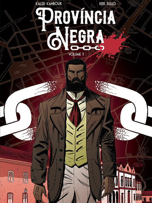 Província Negra - Volume 1