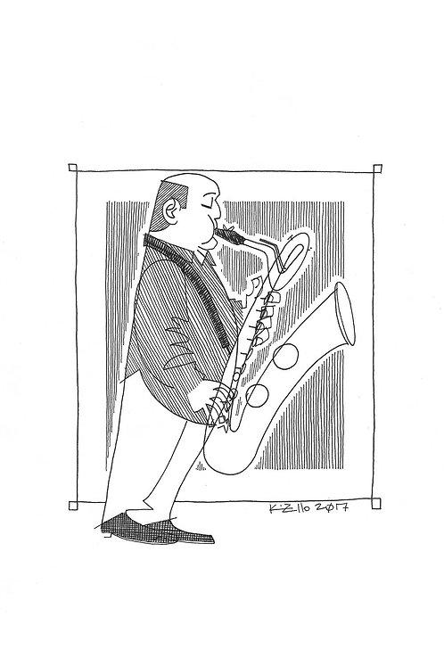 Saxofone 01