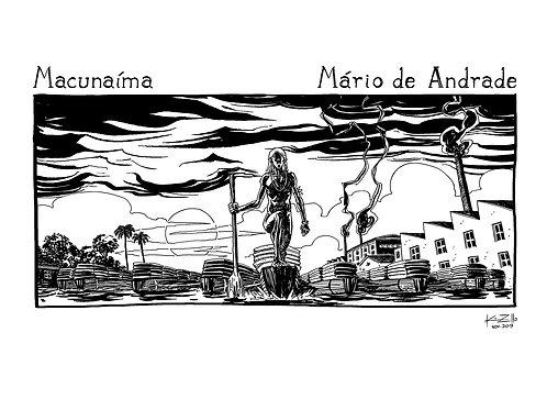 Macunaíma - São Paulo 1929 | Tietê