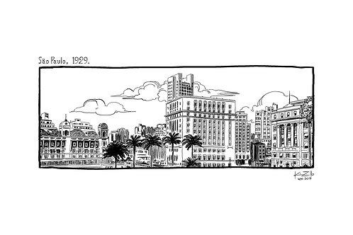 Macunaíma - São Paulo 1929
