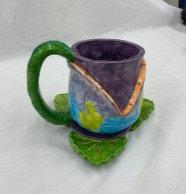 Audrey Cup & Saucer