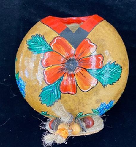 Flower Gourd Vase