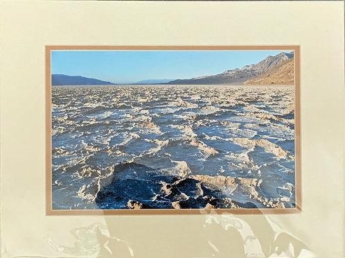 BAD WATER BASIN (DEATH VALLEY)