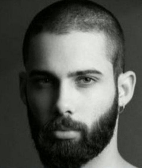 Clipper Cut & Beard Design