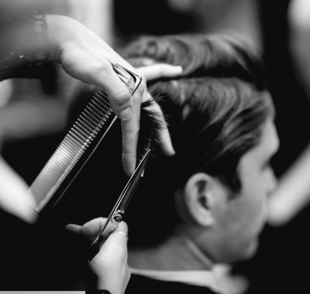 Scissors Cut & Wash