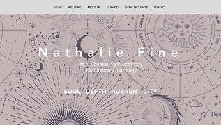 Nathalie Fine l Evolutionary Astrology