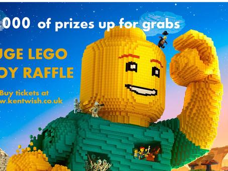 Mega Lego & Toy Raffle