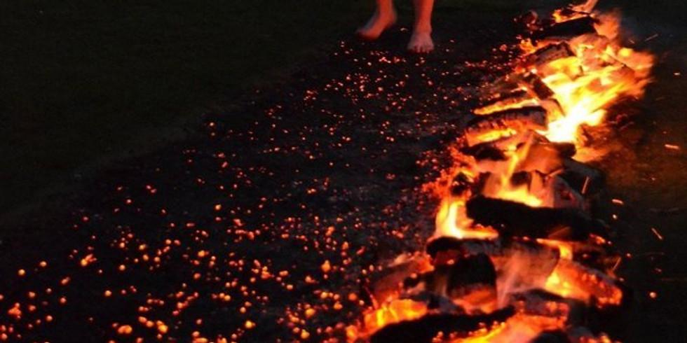 Canterbury Firewalk