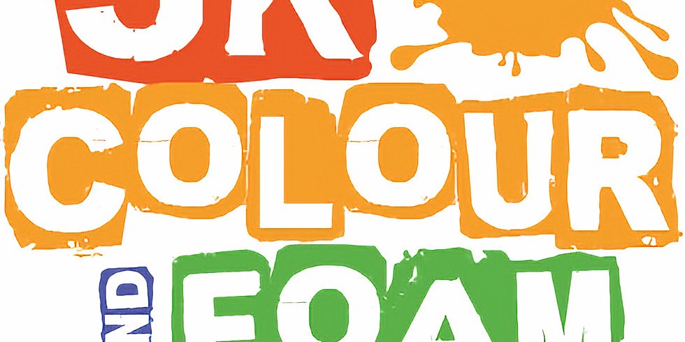 5K Colour & Foam Run