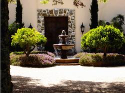 Casa Nino: Mediterranean Landscape