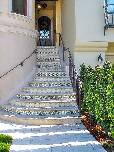 Marina / San francisco: Staircase