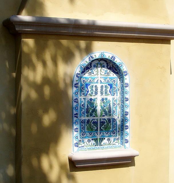 San Jose Tuscan: Exterior