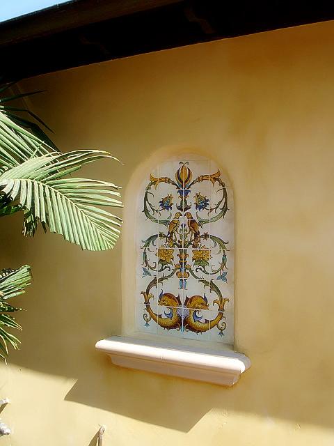 San Jose Tuscan: Patio