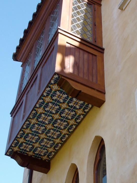 Palace of Fine Arts house on BAY