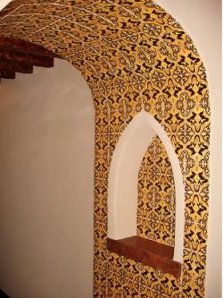 Casa Nino: Mediterranean Hall