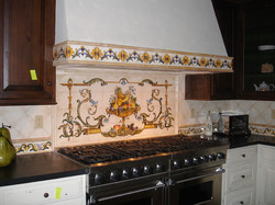 Hand painted Tile Products