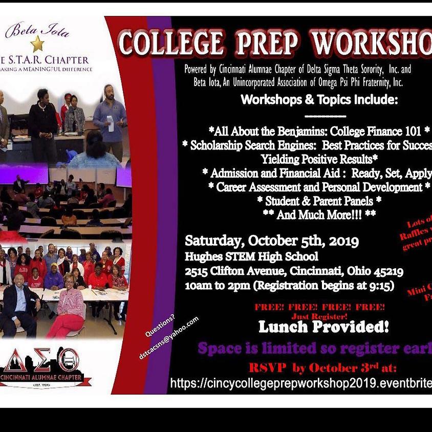 College Prep Workshop
