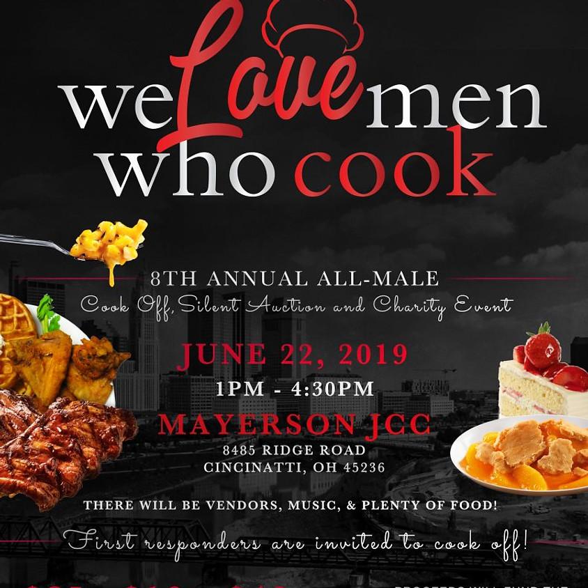 We Love Men Who Cook