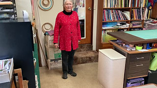 Judy Mathieson's Studio Tour