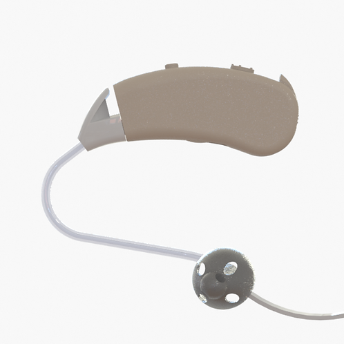 MagicEar Personal Sound Amplifier - Beige (Single)