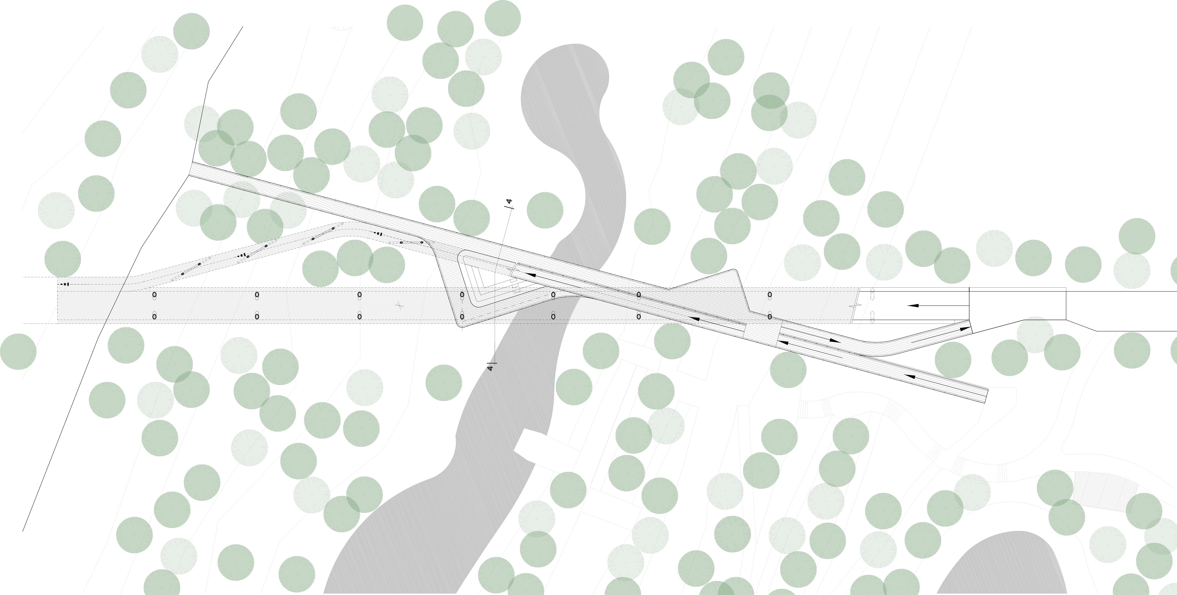 Ariel Sharon Bridge plan