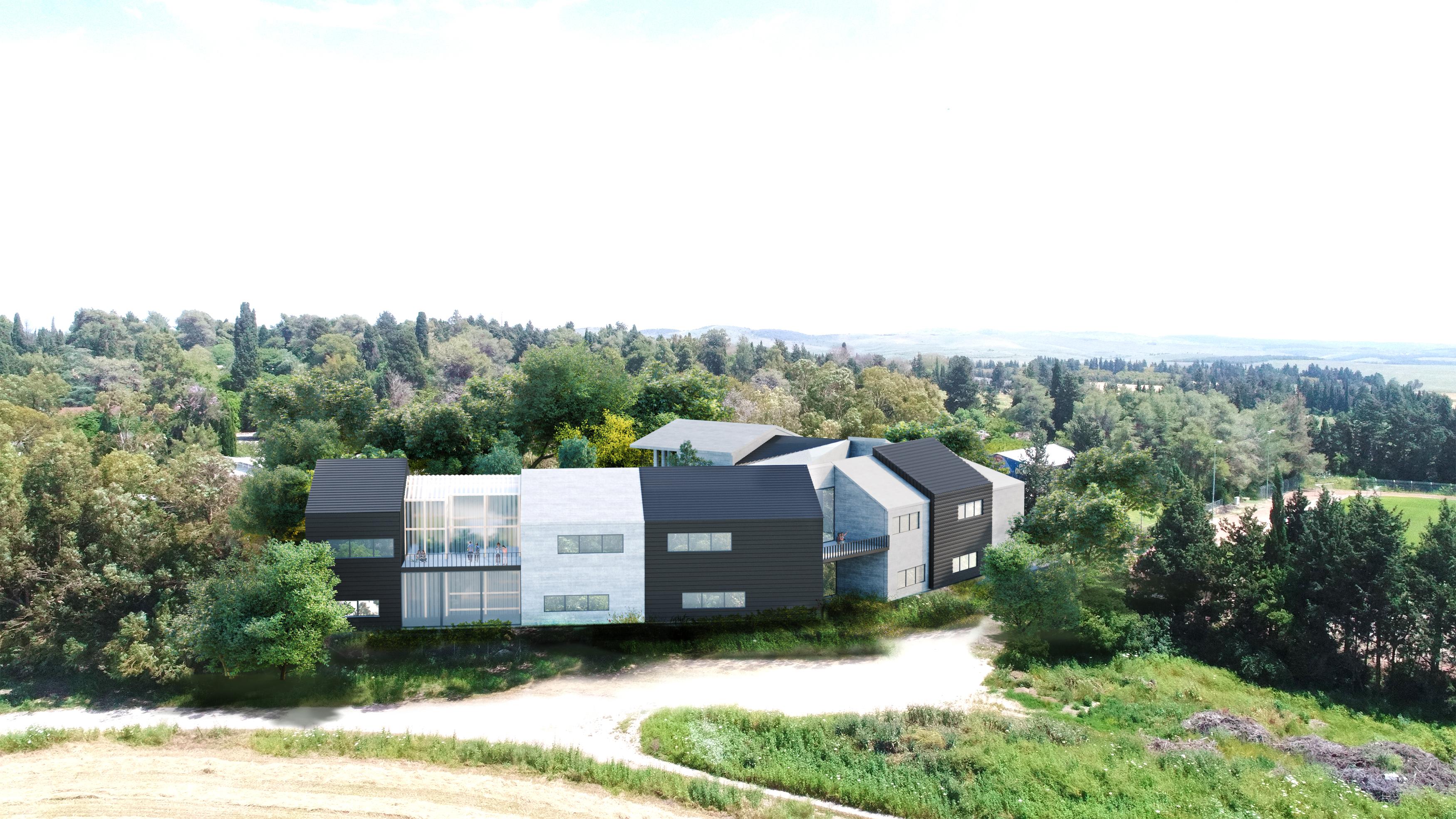 Megiddo High School