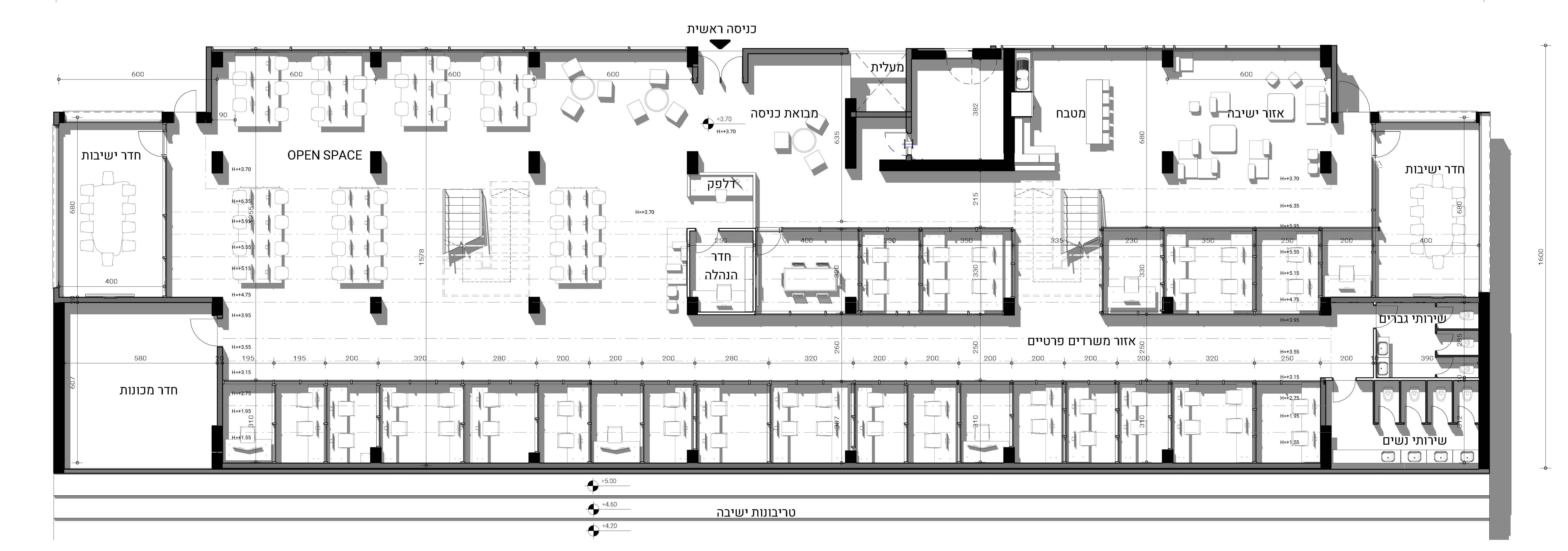 WeWork - Floor Plan - 00