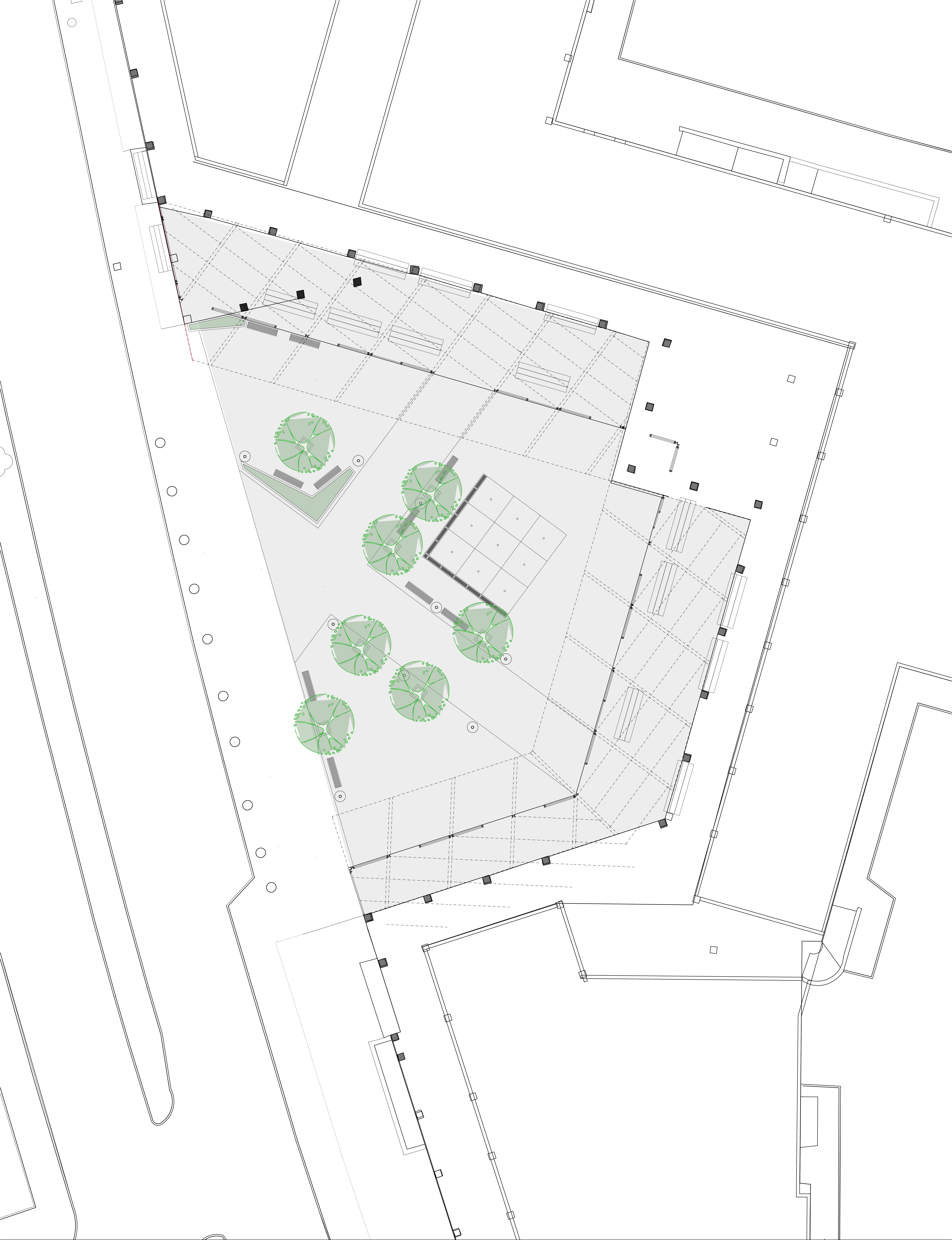 Karnei Shomron Square plan
