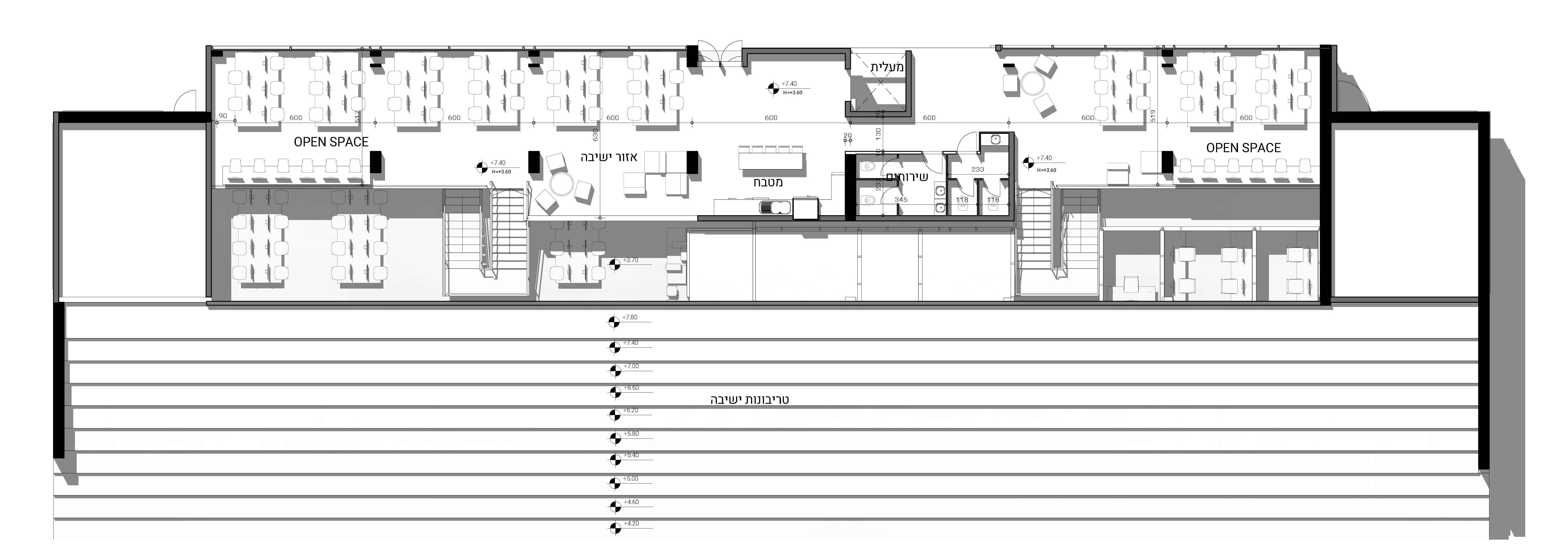 WeWork - Floor Plan - 01