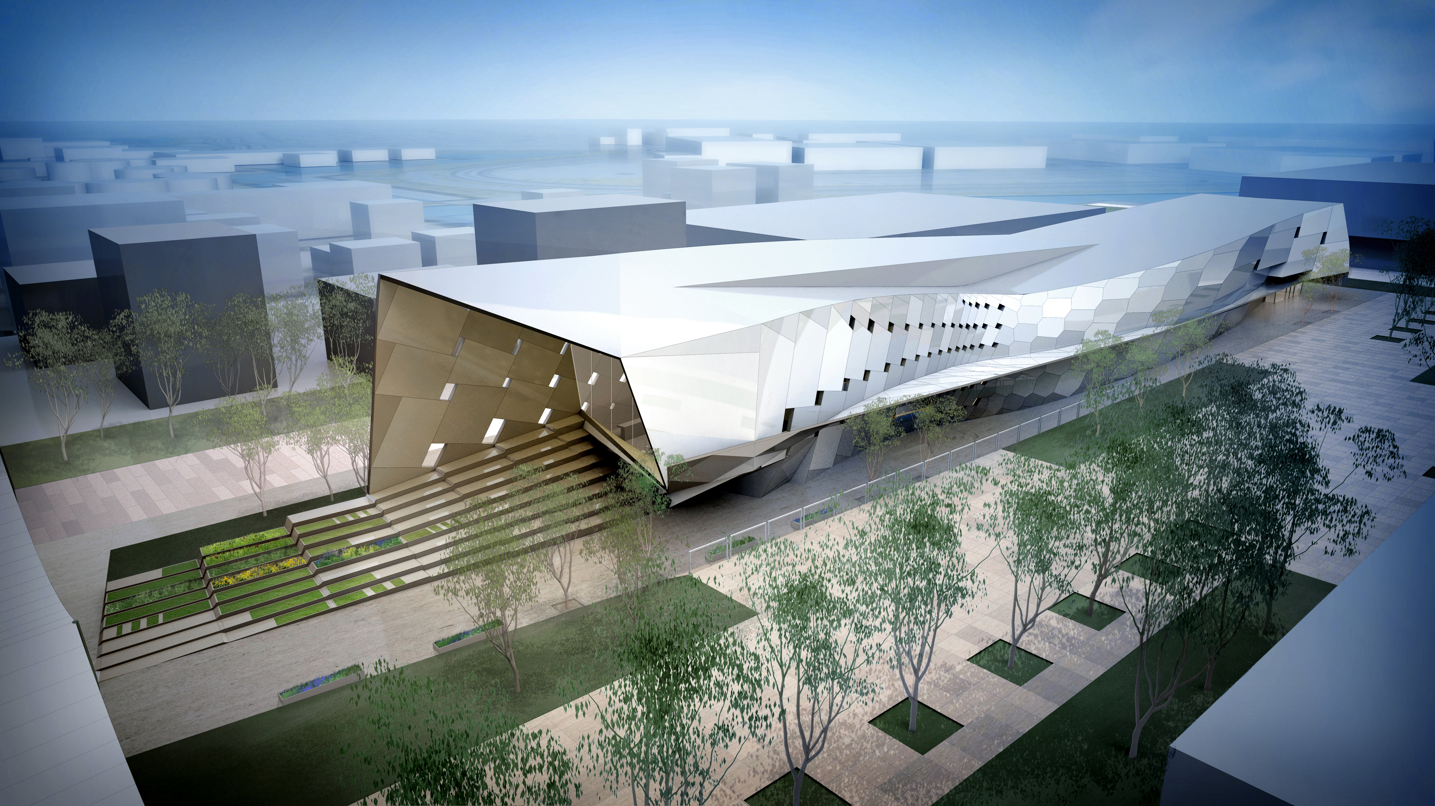 Israel Pavilion - Expo 2015, Milan