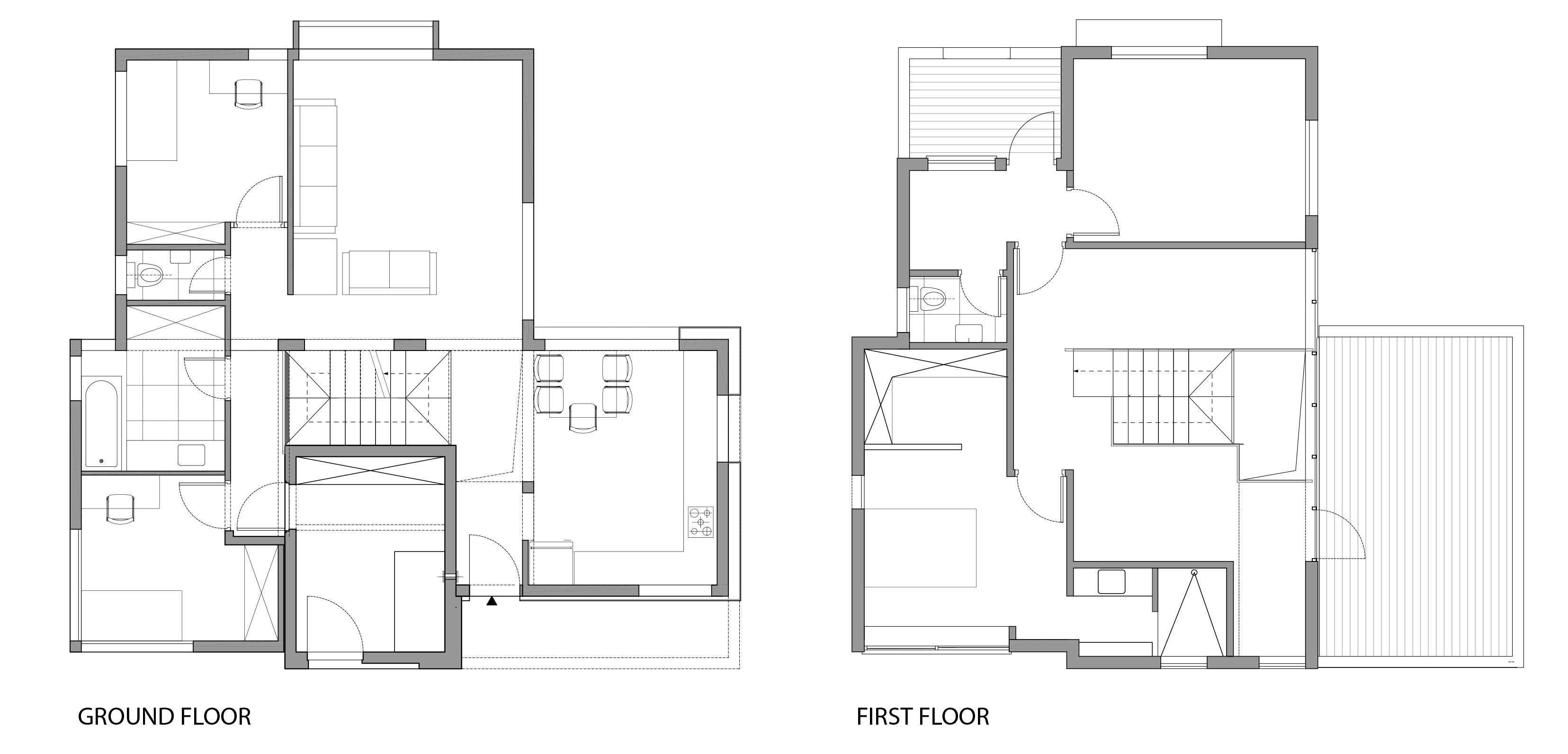 PLANS D House