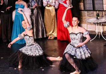 Canberra Opera Ballerinas