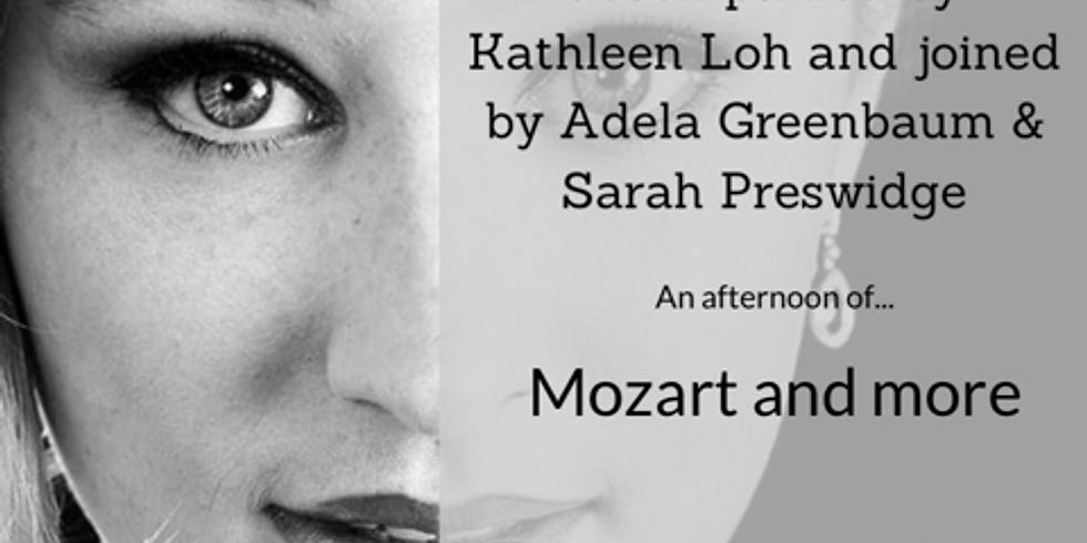 2019 Recital Series #1 Michaella Edelstein