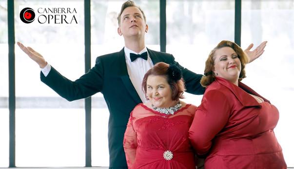 Stephanie McAlister, Karyn Tisdell & Andrew Barrow