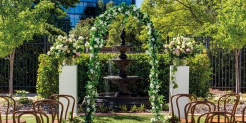 Canberra Opera @ Hotel Kurrajong Wedding Open Day 2019