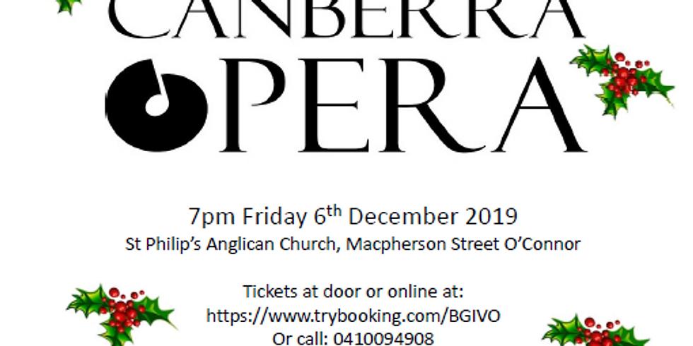 Christmas at the Opera 2019
