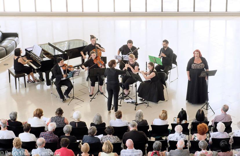 Canberra Opera Ensemble & Karyn Tisdell