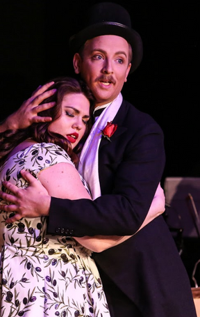Keren Dalzell & Andrew Barrow