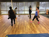 Small Group bootcamp style training