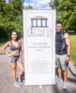 Fitness University's Founder & C.O.O