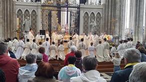 400th anniversary of Nicolas Barré in Amiens