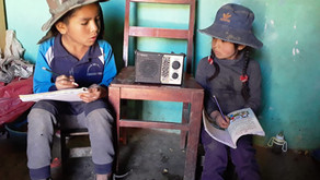 Internet-based distance learning in Bolivia