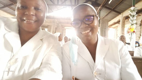 Sisters' final profession in Cameroon