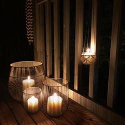 Front Porch at Night, Kirkland