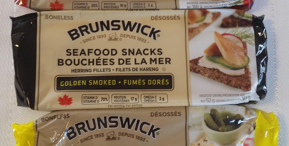 Brunswick Seafood Snacks
